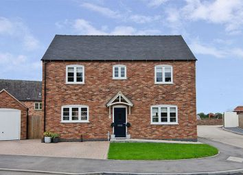 Thumbnail 4 bed detached house for sale in Ragley Close, Coton Green, Tamworth