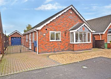 Thumbnail 3 bed bungalow for sale in Priors Close, New Waltham