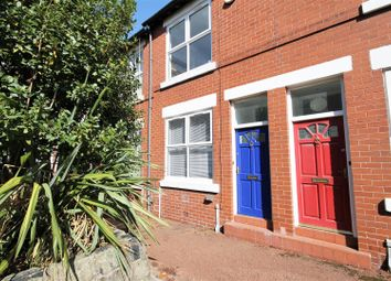 Thumbnail 2 bed terraced house to rent in Evans Street, Salford, Manchester