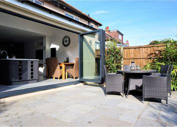 Thumbnail 4 bed semi-detached house for sale in Leechcroft Road, Wallington