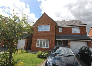 Thumbnail 4 bed detached house for sale in Foxcover, Linton Colliery, Morpeth