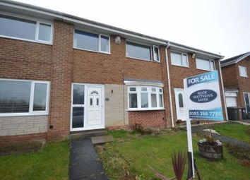 Thumbnail 3 bed terraced house for sale in Marston, Killingworth, Newcastle Upon Tyne