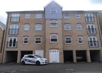 Thumbnail 2 bed flat to rent in Dobede Way, Soham, Ely