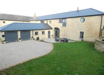 Thumbnail 5 bed barn conversion for sale in The Coach House, Debdale Lane, Mansfield Woodhouse, Mansfield