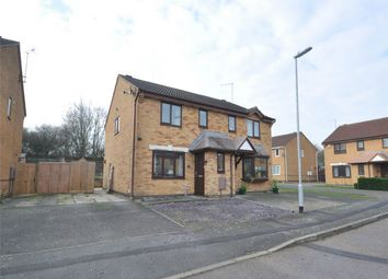 Thumbnail 3 bedroom semi-detached house for sale in Derwent Close, Stukeley Meadows, Huntingdon, Cambridgeshire