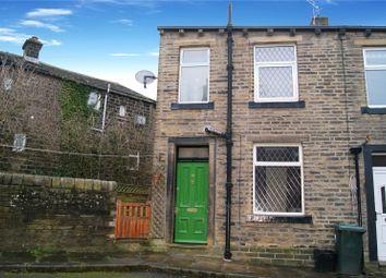 Thumbnail 2 bed end terrace house to rent in Thorn Street, Haworth, West Yorkshire