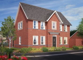 "Thumbnail 3 bedroom semi-detached house for sale in ""Morpeth II"" at Birch Road, Walkden, Manchester"