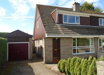 Thumbnail 3 bed semi-detached house to rent in Dornie Place, Inverness