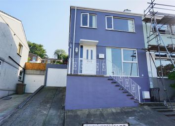 3 bed semi-detached house for sale in Powderham Road, Plymouth PL3