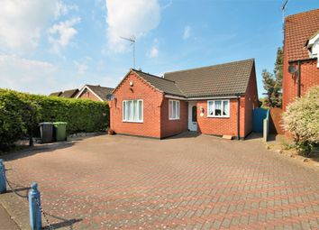 Thumbnail 2 bed detached bungalow for sale in Kingsway, North Walsham