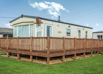 Thumbnail 2 bed lodge for sale in Paston Road, Bacton, Norwich