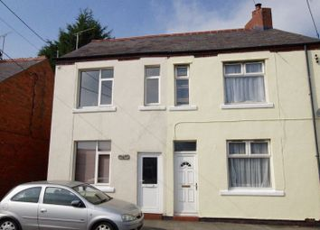 Thumbnail 2 bed semi-detached house for sale in Main Road, Rhosrobin, Wrexham