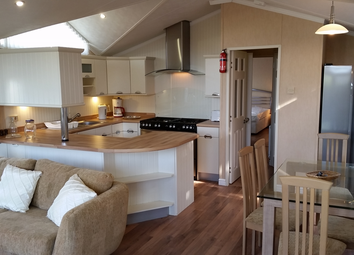 Thumbnail 2 bed lodge for sale in Glenluce, Newton Stewart
