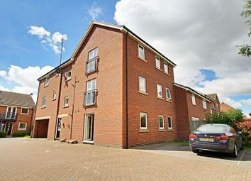 Thumbnail 2 bed flat for sale in Sandwell Park, Kingswood, Hull