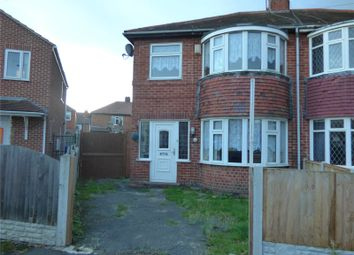 Thumbnail 3 bed semi-detached house for sale in Blake Avenue, Doncaster