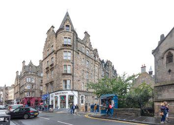Thumbnail 2 bed flat for sale in Cranston Street, Edinburgh, Midlothian
