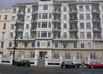 Thumbnail 1 bed flat to rent in Queens Promenade, Douglas