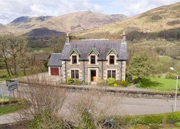 Thumbnail 4 bed detached house for sale in Baddarroch, Dalmally, Argyll And Bute