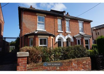 Thumbnail 3 bed semi-detached house to rent in Station Road, Netley Abbey, Southampton