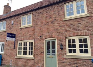 Thumbnail 2 bed terraced house to rent in Hebdon Court, Easingwold, York