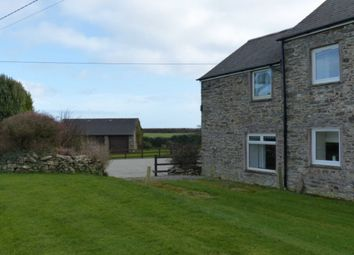 Thumbnail 2 bed flat for sale in East Portlemouth, Salcombe