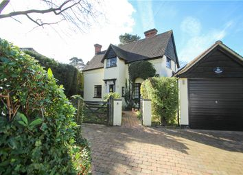 Thumbnail 5 bed detached house for sale in Belton Road, Camberley, Surrey
