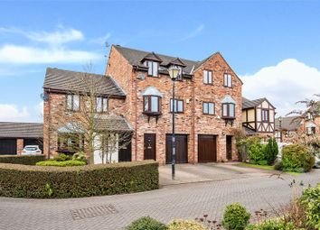 Thumbnail 4 bed property to rent in Quayside Mews, Lymm