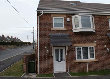 Thumbnail 3 bed semi-detached house to rent in Monument Court, Chopwell, Newcastle Upon Tyne