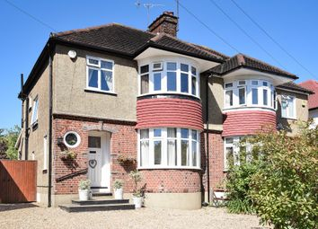 Thumbnail 3 bed semi-detached house for sale in Northwood Way, Northwood