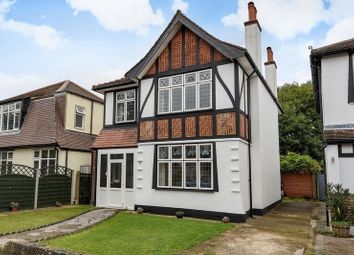 Thumbnail 3 bed detached house for sale in The Ridge, Berrylands, Surbiton