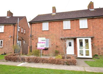 Thumbnail 3 bedroom semi-detached house for sale in Exton Road, Chichester, West Sussex