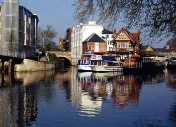 Thumbnail 2 bed flat to rent in Folly Bridge, Oxford
