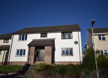 Thumbnail 1 bedroom flat to rent in Holwill Drive, Torrington, Devon
