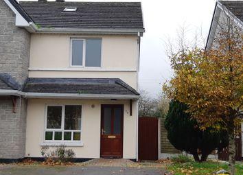 Thumbnail 2 bed semi-detached house for sale in 28 Cornmill, Ballymote, Co. Sligo, Ballymote, Sligo