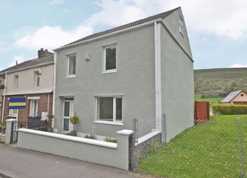Thumbnail 3 bed terraced house for sale in Spacious House, High Street, Blaina