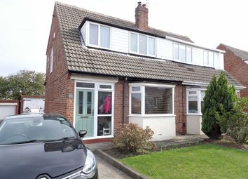 Thumbnail 3 bed semi-detached house for sale in Norham Avenue North, South Shields
