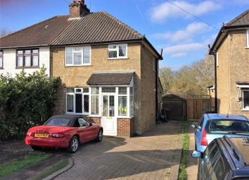 Thumbnail 3 bed property for sale in Radlett Road, Frogmore, St. Albans
