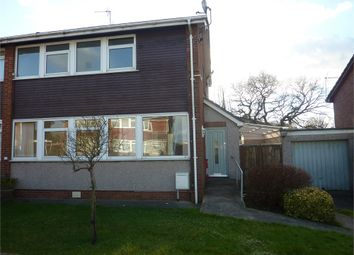 Thumbnail 3 bed semi-detached house to rent in Murch Crescent, Dinas Powys