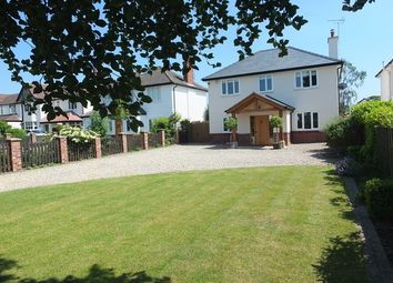Thumbnail 4 bed detached house for sale in Lache Lane, Chester