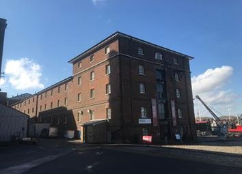 Thumbnail Office to let in Second Floor, Fitted Rigging House, Anchor Wharf, The Historic Dockyard, Chatham, Kent