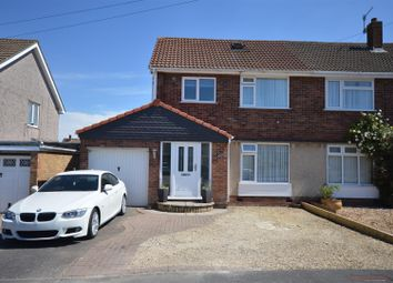 Thumbnail 3 bed semi-detached house for sale in Maplestone Road, Whitchurch, Bristol