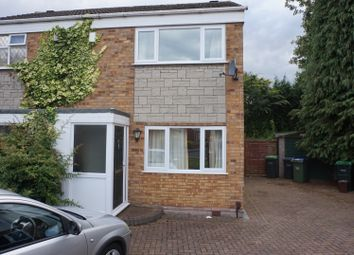 Thumbnail 3 bed semi-detached house to rent in Ascot Close, Oldbury