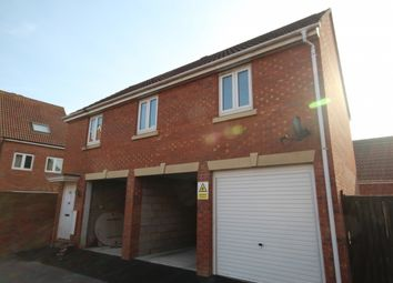 Thumbnail 2 bed flat for sale in Crusader Close, Bridgwater