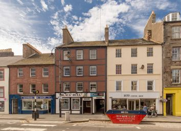 Thumbnail 3 bed flat for sale in 74B, High Street, Dunbar