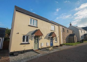 Thumbnail 2 bed semi-detached house to rent in Strawberry Fields, North Tawton