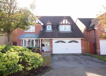 Thumbnail 4 bedroom detached house for sale in Johnson Road, Emersons Green, Bristol