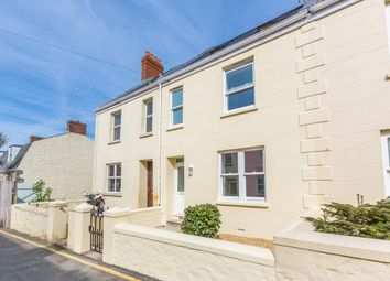 Thumbnail 3 bed terraced house for sale in Dalgairns Road, St. Peter Port, Guernsey