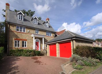 Thumbnail 6 bed detached house to rent in Waddling Lane, Wheathampstead