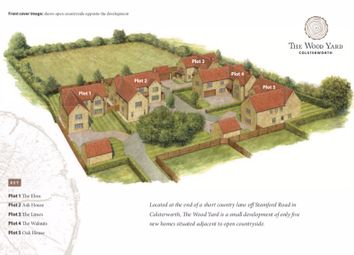 Thumbnail 5 bed detached house for sale in The Elms, The Woodyard, Stamford Road, Colsterworth
