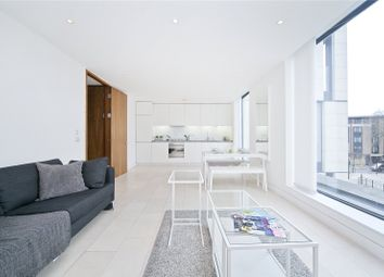 Thumbnail 1 bed flat to rent in Latitude House, Camden